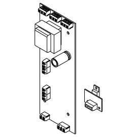 Printed circuit board Inc Triac