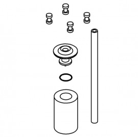 Dispense valve service kit