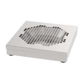 Small Stainless Steel Drip Tray WITH DRAIN