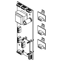 Printed circuit board Inc triacs