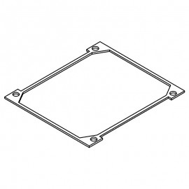 Body lid gasket (Eclipse 3C5C and3C10 boiler)