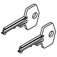 Spare Keys (x2) for QKK