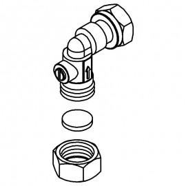 Service valve kit