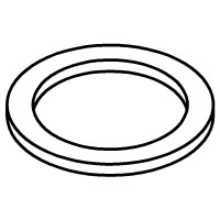 Universal Tap Body Gasket (silicone)